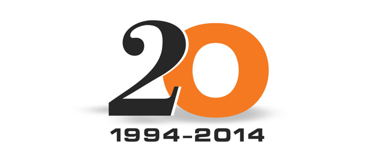 Happily celebrating our 20th year serving the musical community!