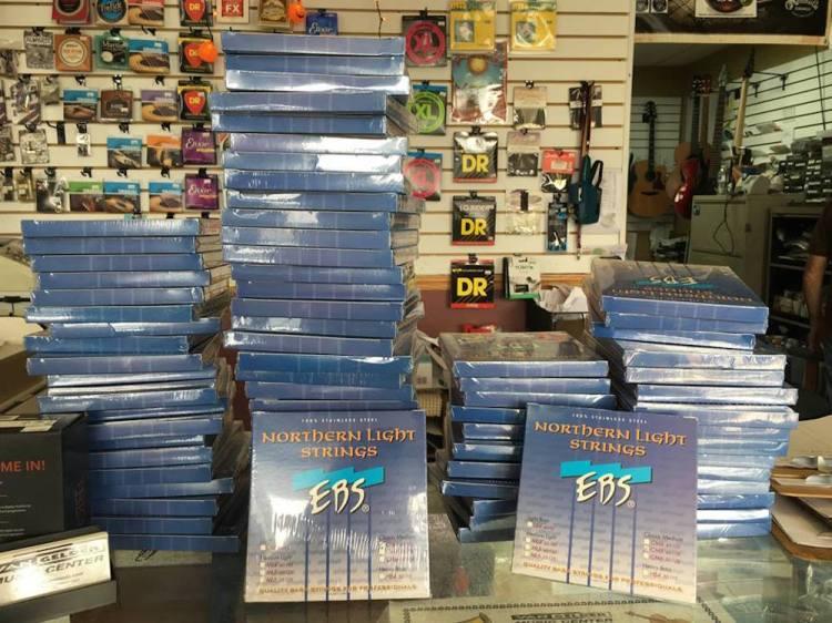 EBS Bass String sale!