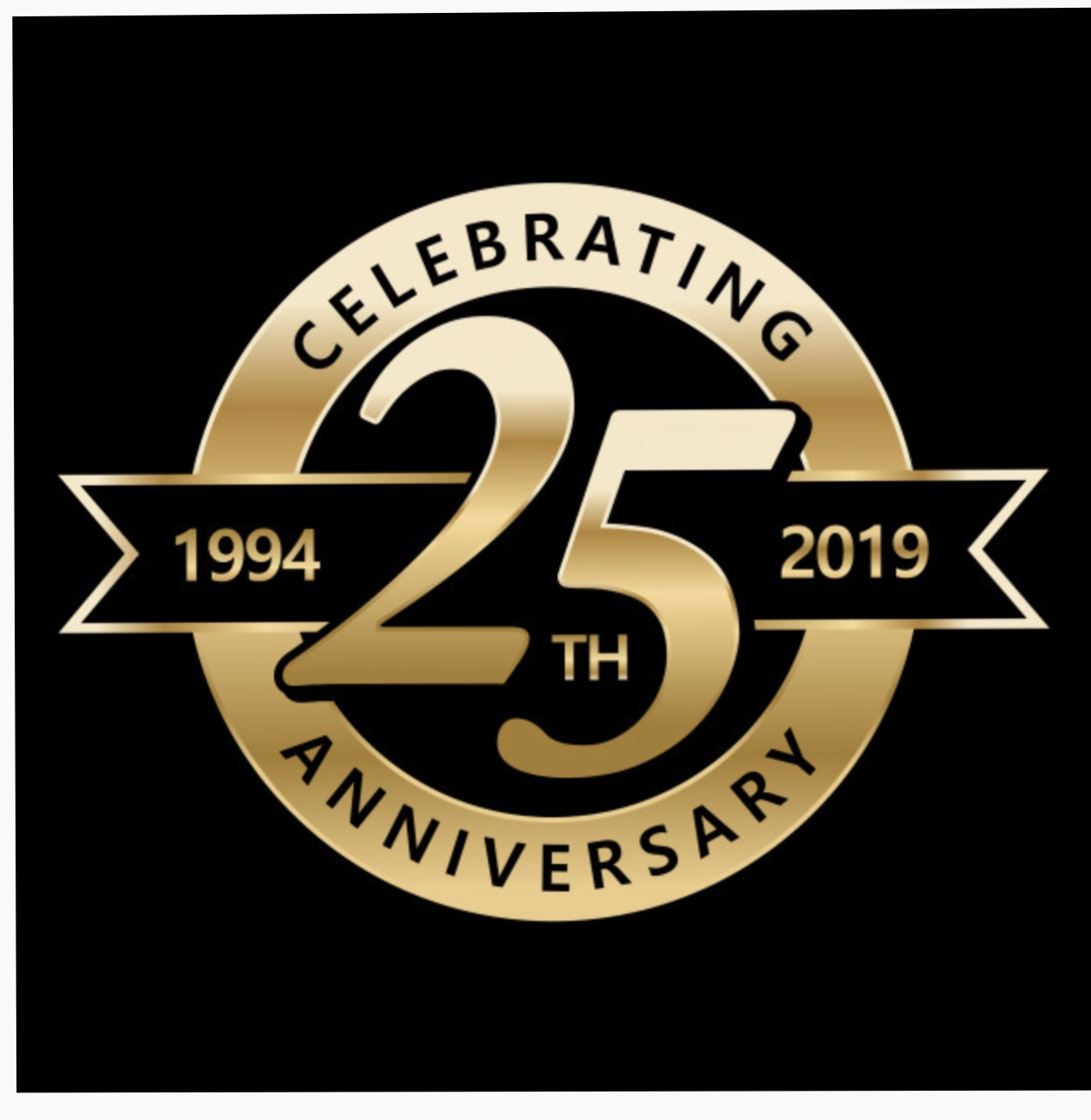 Celebrating our 25th Anniversary